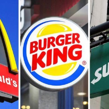 This Is the World's Biggest Restaurant Chain (Hint: It's not McDonald's!)