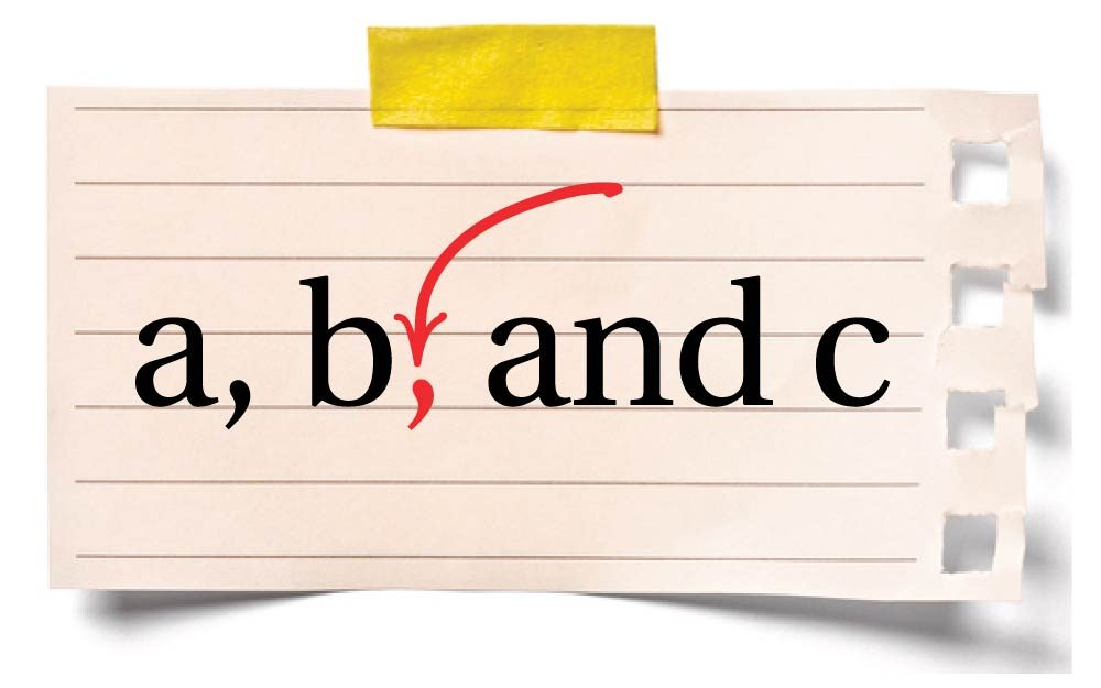 What Is the Oxford Comma—And Why Can't the Grammar World Agree on Whether to Use It?