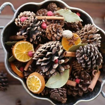 11 DIY Ways to Make Your Home Smell Like Christmas