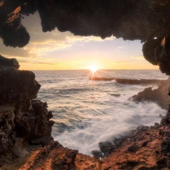 10 of the Most Beautiful Sea Caves in the World