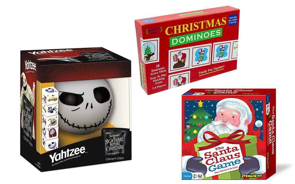 Christmas Operation Game.Fun Christmas Games To Play With The Whole Family Reader S