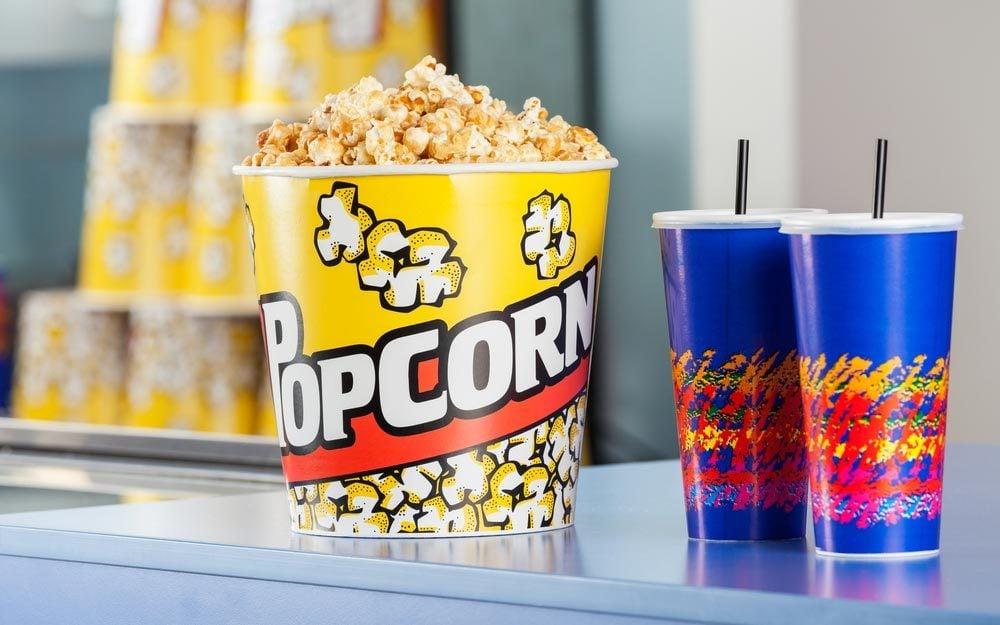 Movie Popcorn And Soda And Candy | www.pixshark.com ...