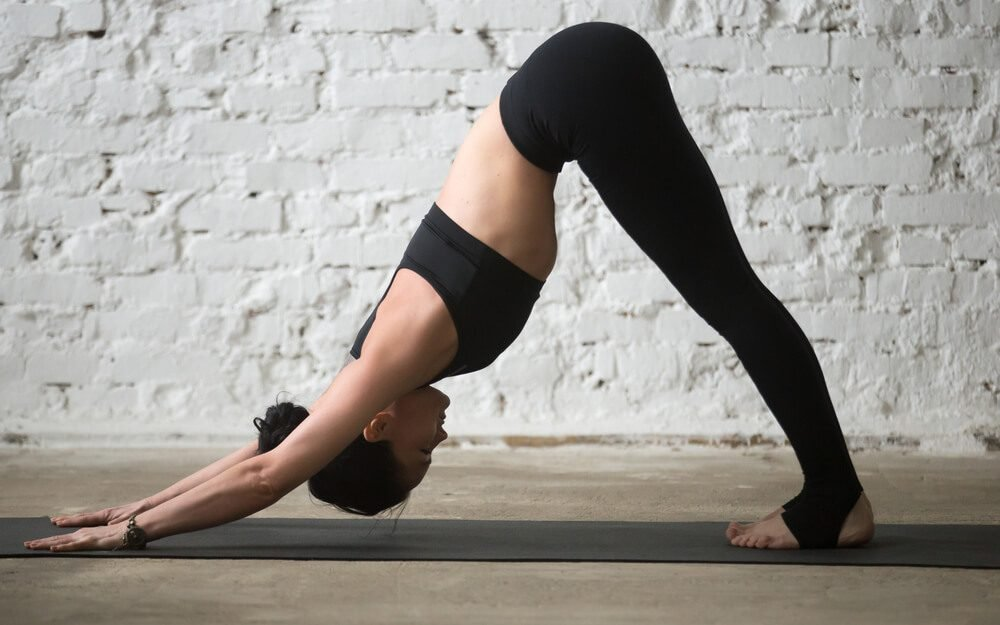 e8d9b1a366 Yoga for Weight Loss  6 Moves to Get in Shape Fast
