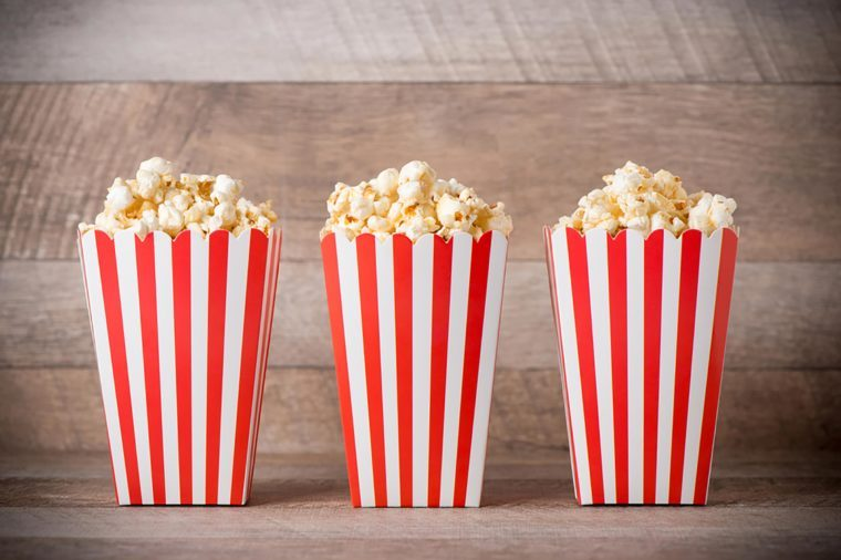 The Popcorn Has Chemicals In It To Make Its Aroma Fill The Theater. Try  This Recipe For Making Amazing DIY Popcorn In Your Microwave ...