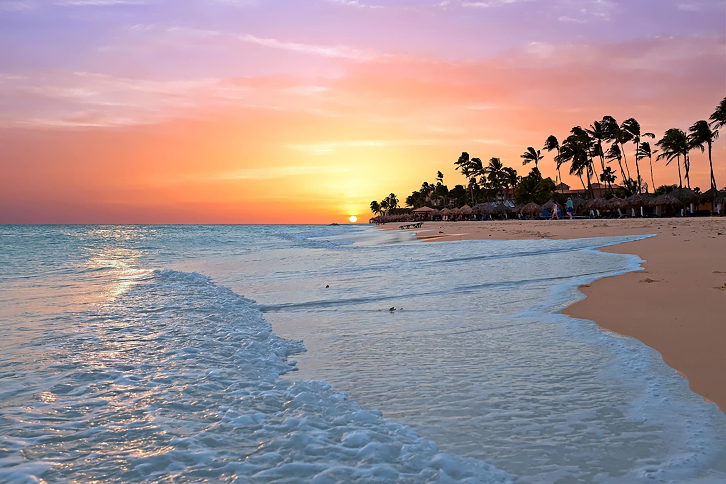 Carribean Beauty: Aruba Is The Caribbean's Most Revisited Travel Destination