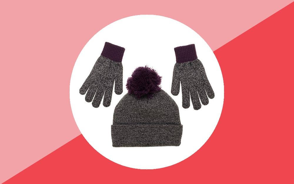 hat gloves