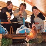 This Japanese Restaurant Lets Guests Fish for Their Own Dinner