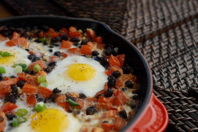 Tomato-eggs