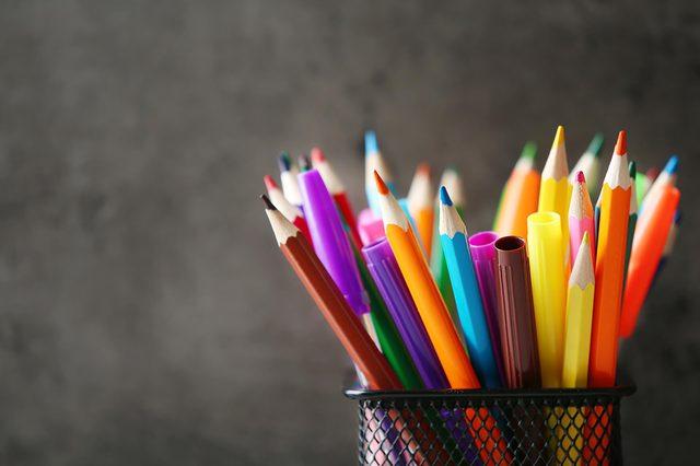color-pencils