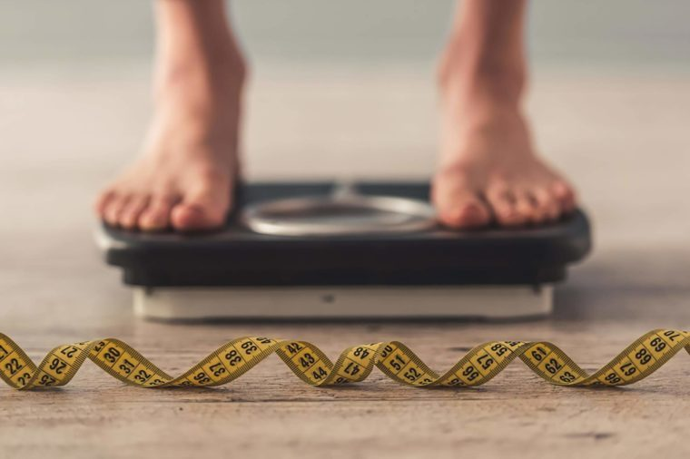 Five tips for healthy weight loss