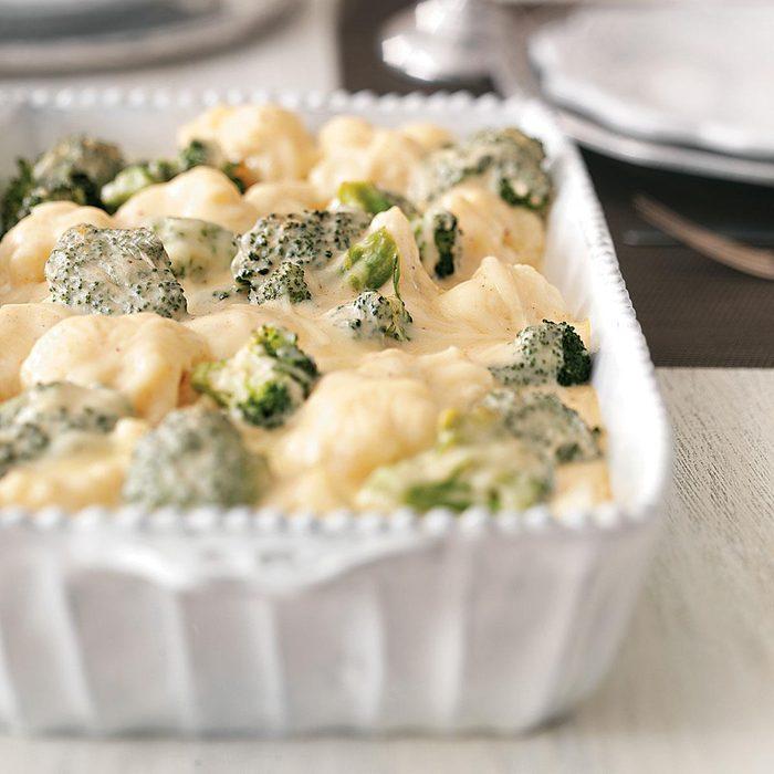 cauliflower cheese bake