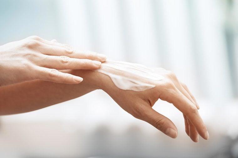 Hand-cream