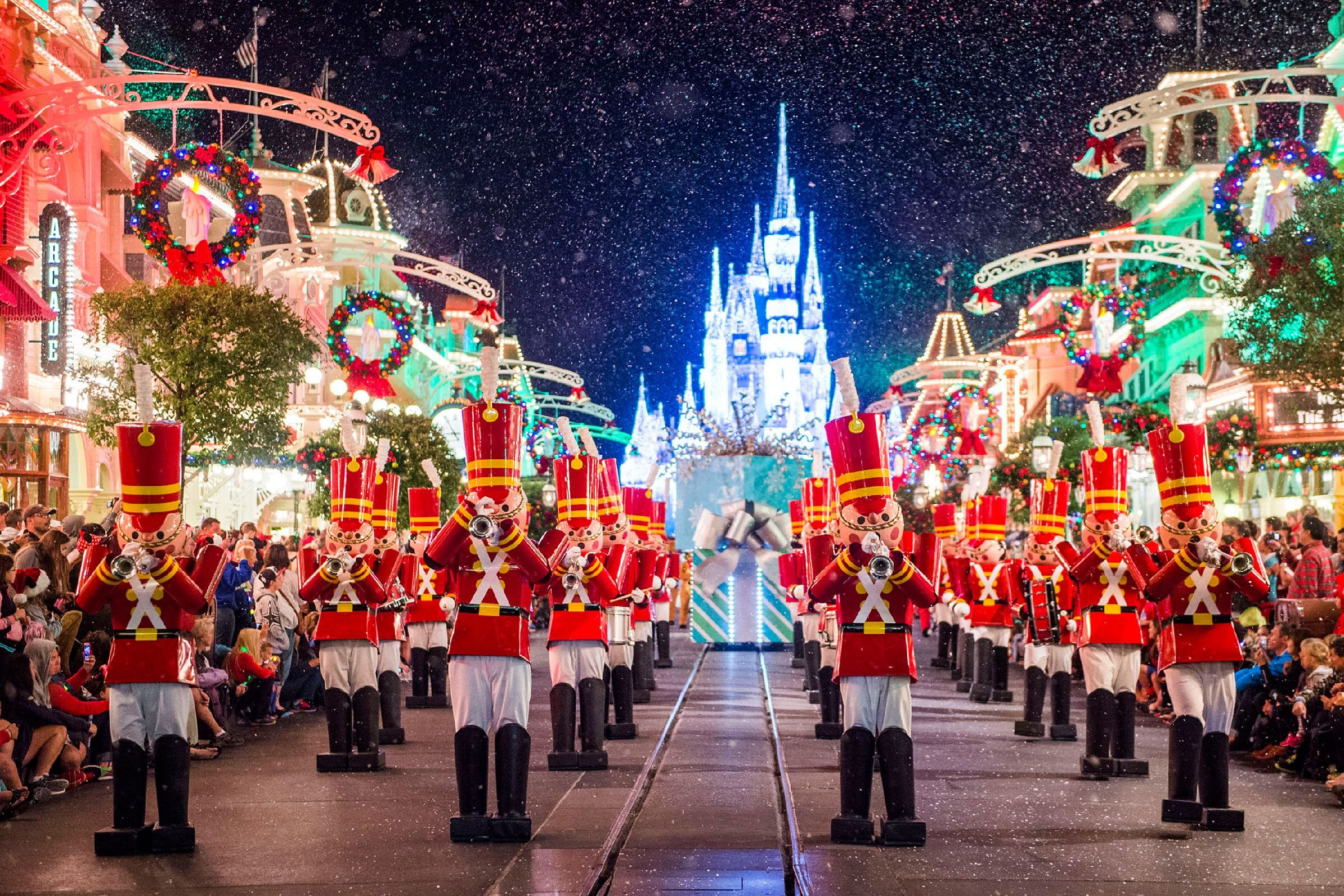 How to Spend the Holidays in Disney World—While Beating the Crowds