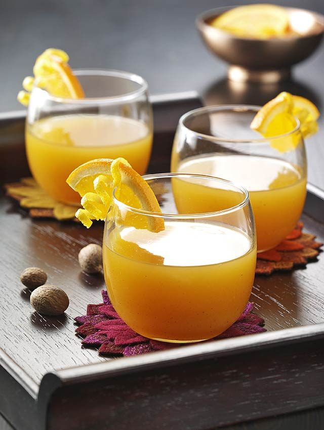 spiced punch