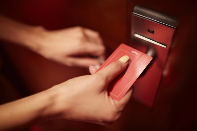 Hotel-key