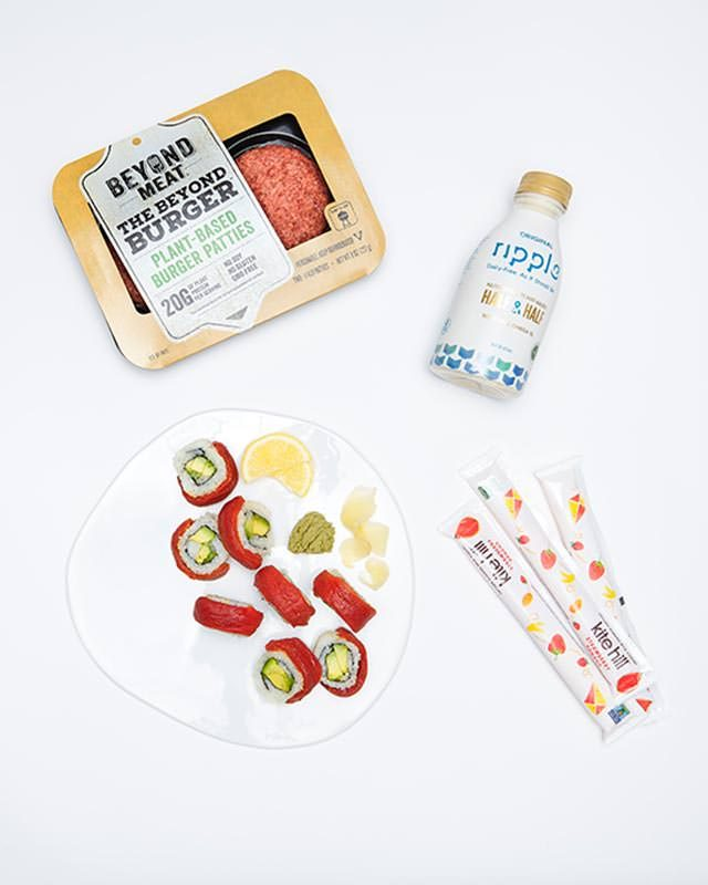 2018 food trends you 39 ll definitely want to try reader 39 s for Whole foods sushi grade fish
