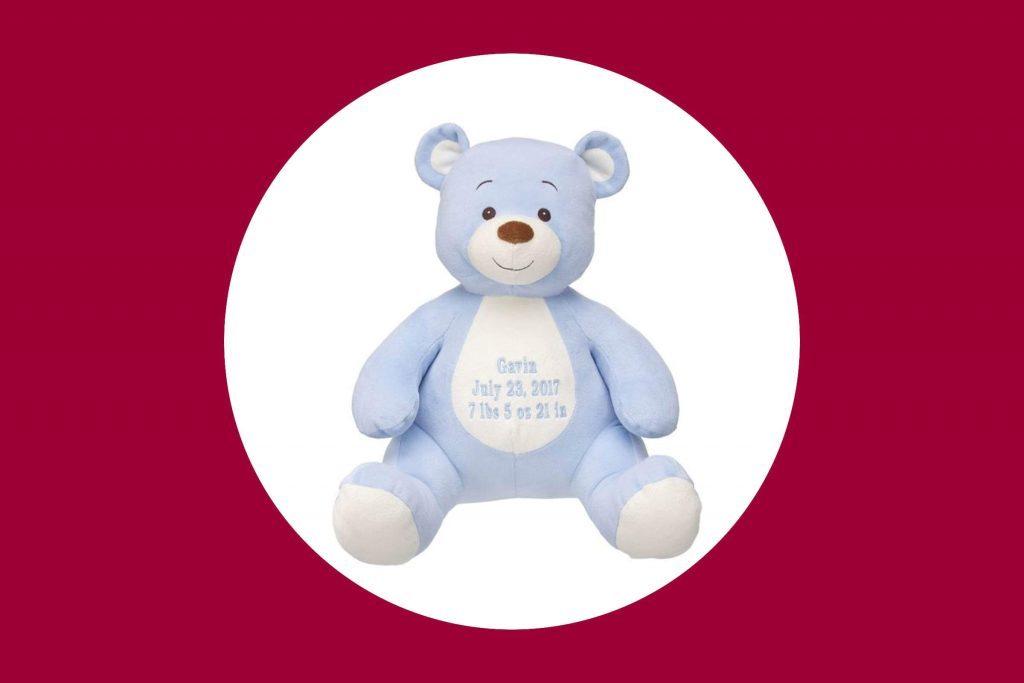 custom stuffed bear