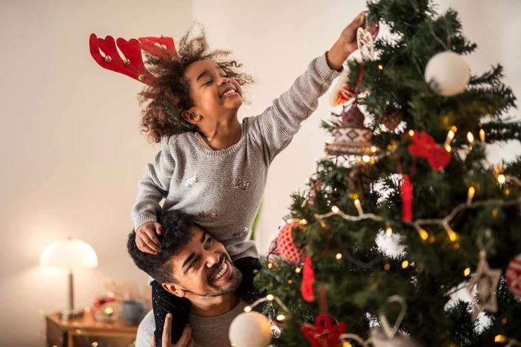 Holiday Decorating Mistakes That Put Your Family In Danger