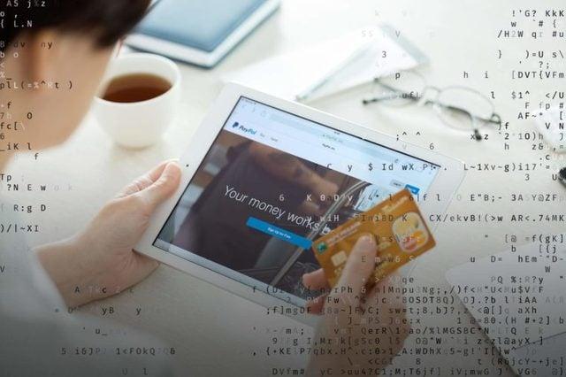 Bank-website
