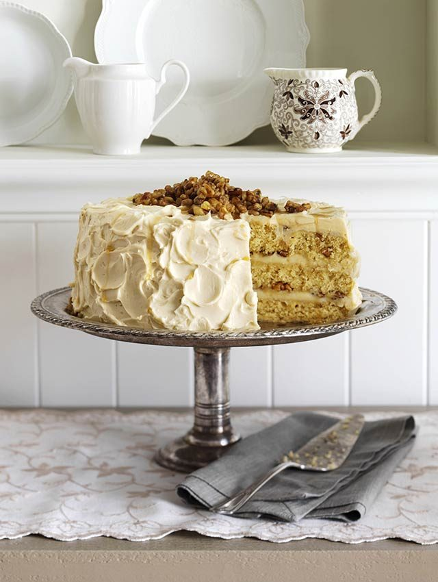 Country Woman Recipe Maple Walnut Cake