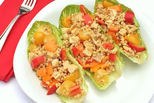 Lettuce-wraps
