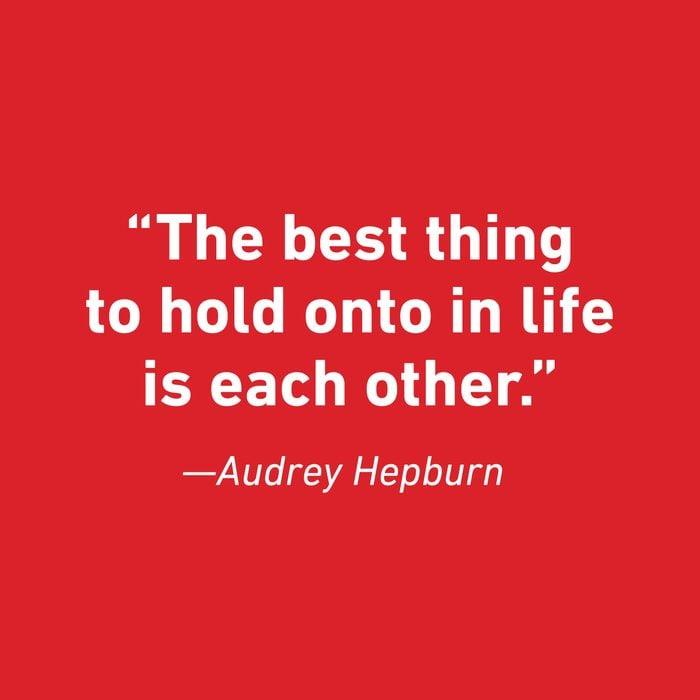 Audrey Hepburn Relationship Quotes That Celebrate Love