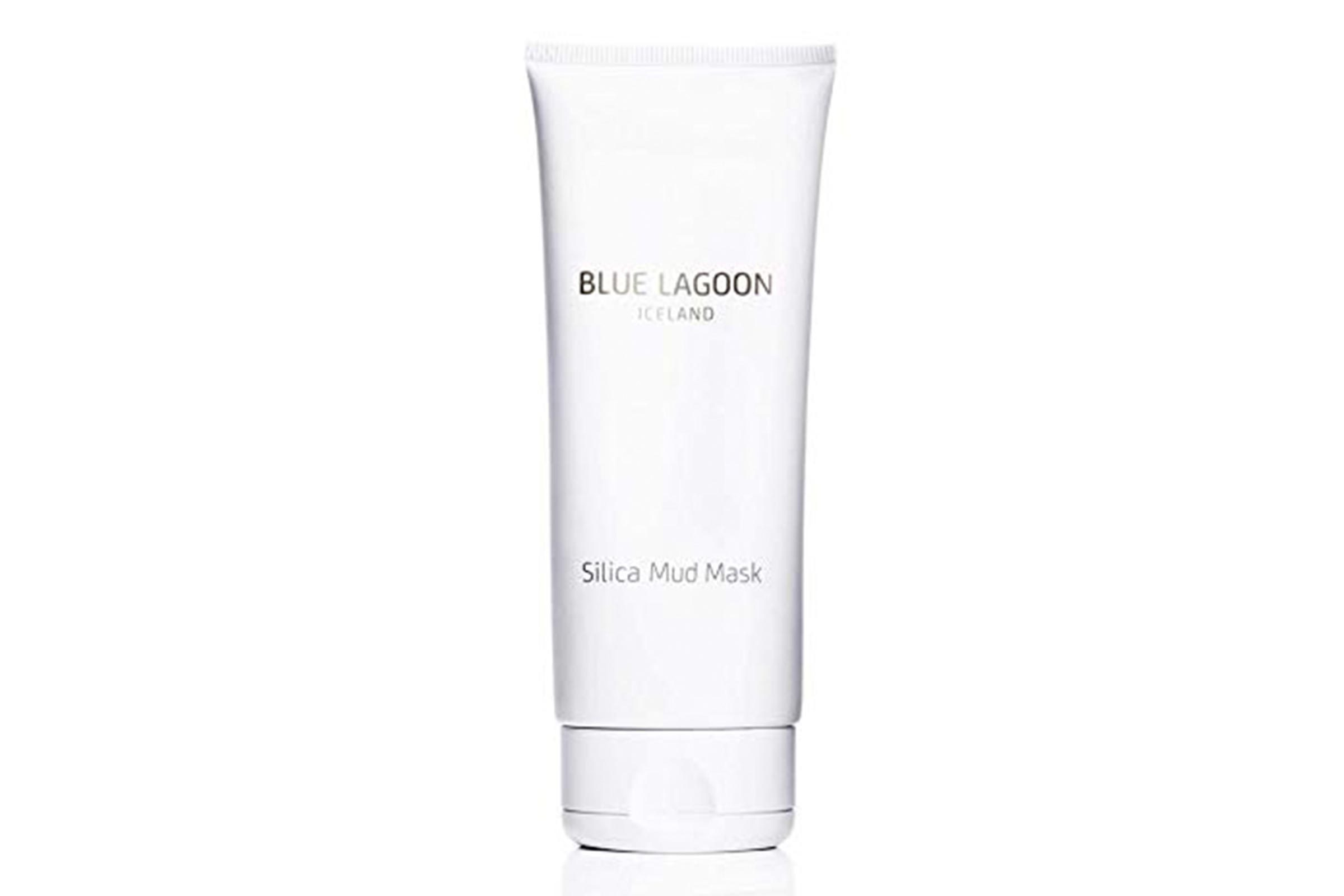 Blue Lagoon mud mask
