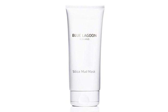 Blue Lagoon mud mask