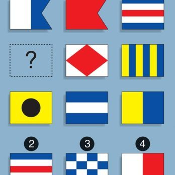 Can You Guess Which Flag Comes Next in This Puzzle?
