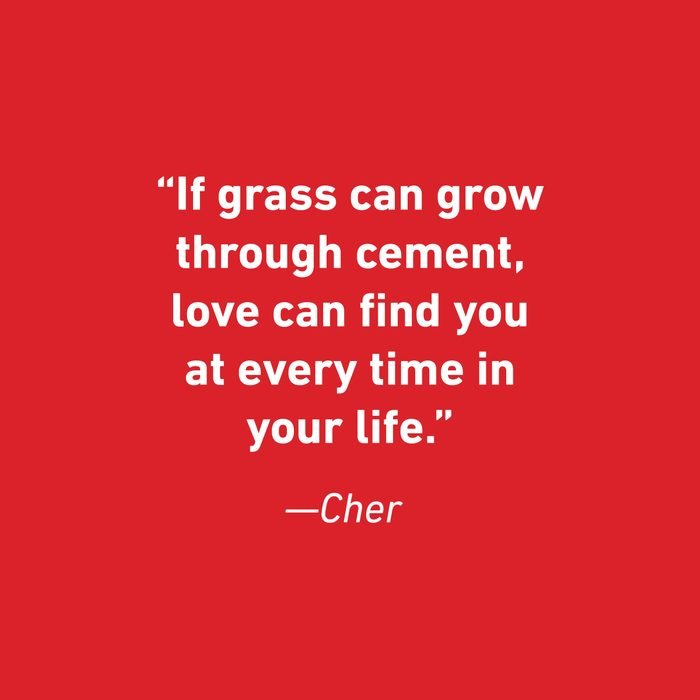 Cher Relationship Quotes That Celebrate Love