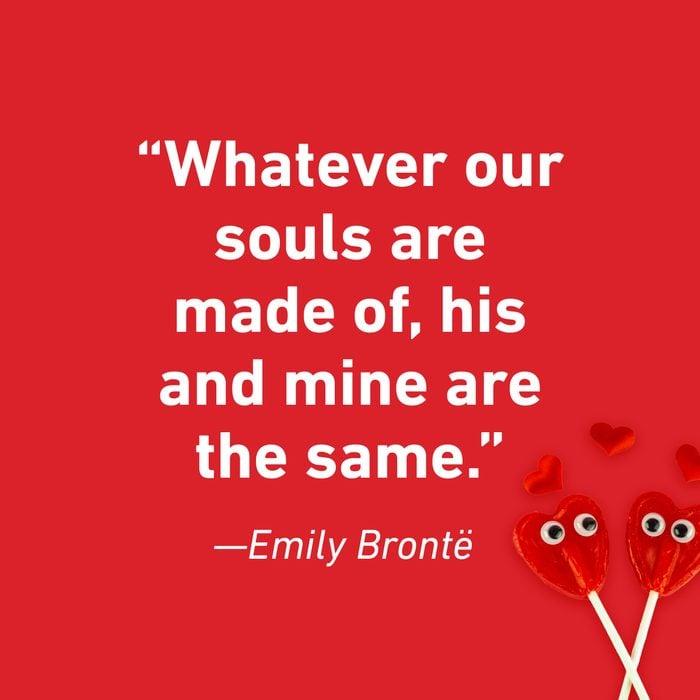 Emily Brontë Relationship Quotes That Celebrate Love