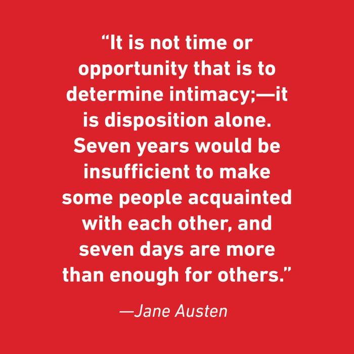 Jane Austen Relationship Quotes That Celebrate Love