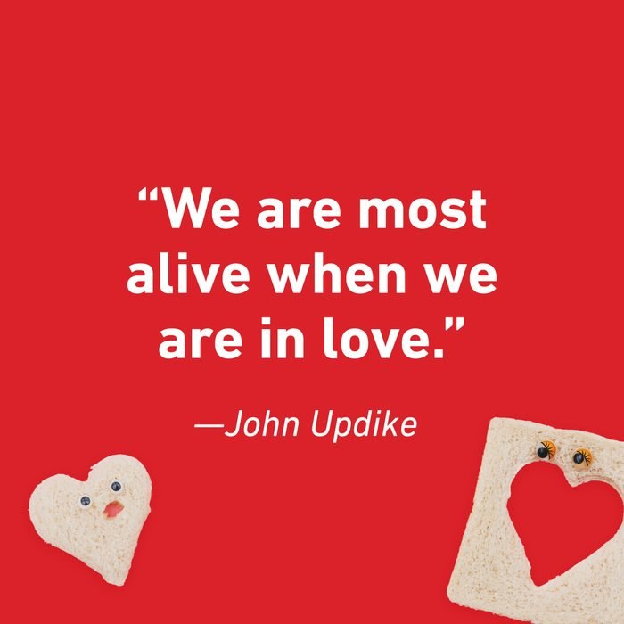 John Updike Relationship Quotes That Celebrate Love