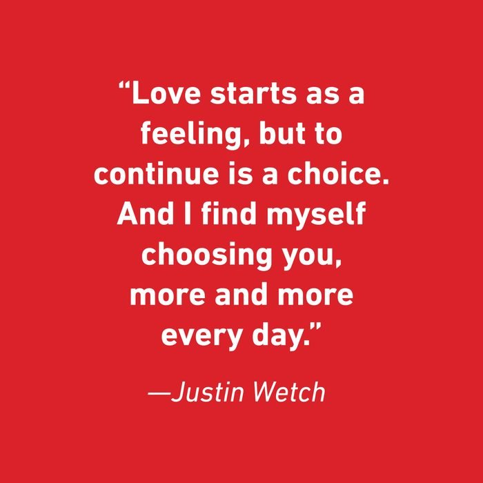 Justin Wetch Relationship Quotes That Celebrate Love