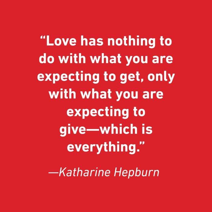 Katharine Hepburn Relationship Quotes That Celebrate Love