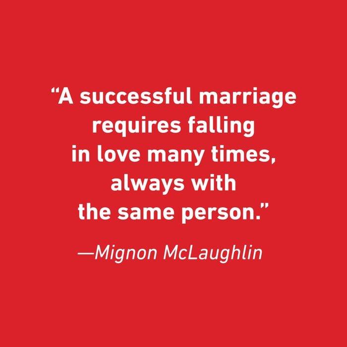 Mignon Mclaughlin Relationship Quotes That Celebrate Love