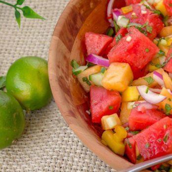 10 Ultra-Refreshing Watermelon Salad Ideas