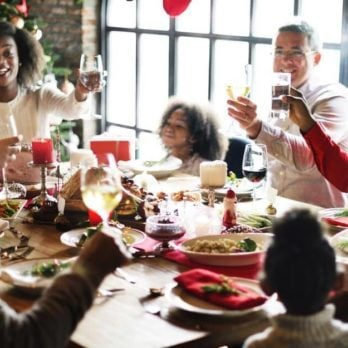 52 Percent of People Lie to Their Families About This One Thing During the Holidays