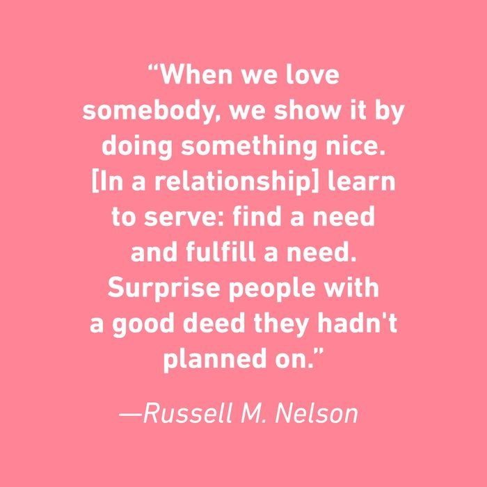 Russell M. Nelson Relationship Quotes That Celebrate Love