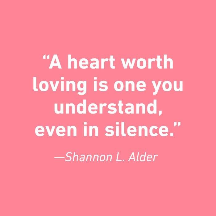 Shannon L. Alder Relationship Quotes That Celebrate Love