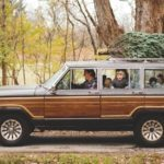 The Hidden Downside of Driving with a Christmas Tree on Your Car
