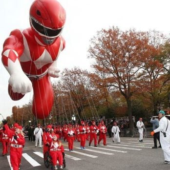 This Is How Much It Costs to Have a Balloon in the Macy's Thanksgiving Parade
