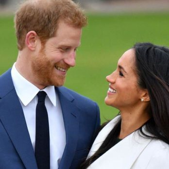 This Is Why Meghan Markle Won't Technically Be Called a Princess