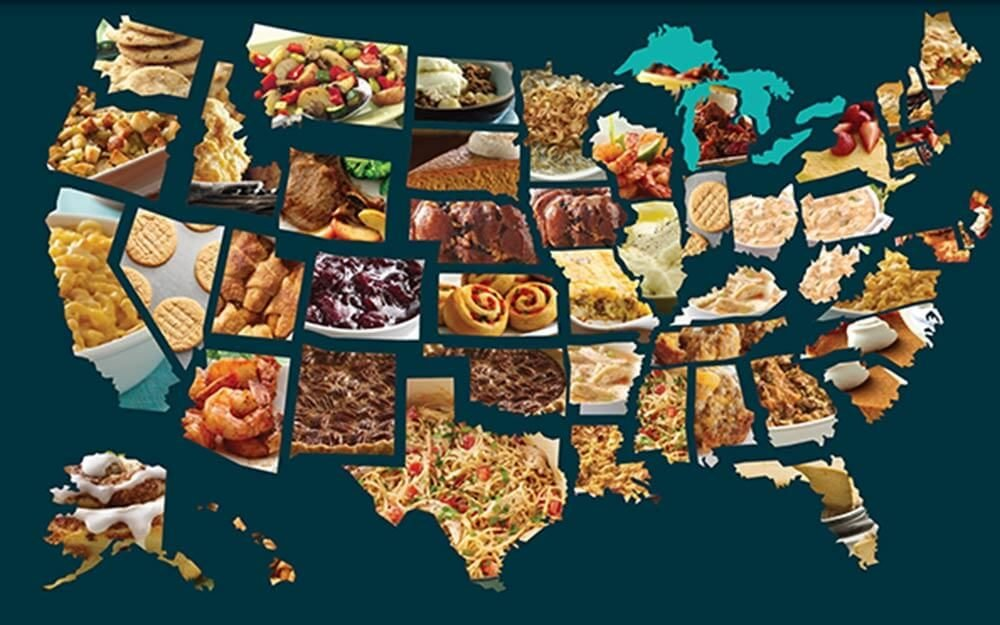 A List Of The Most American Foods
