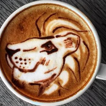 50 Absolutely Unreal Photos of Latte Art That Is Almost Too Pretty to Drink