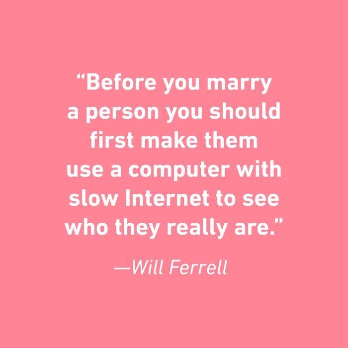 Will Ferrell Relationship Quotes That Celebrate Love