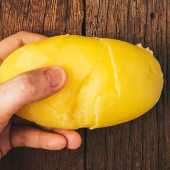 You've Been Peeling Potatoes the Wrong Way Your Entire Life