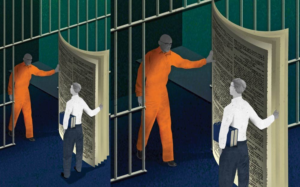 This Prisoner Found a Typo in the Encyclopedia—and It Helped Him Get Released