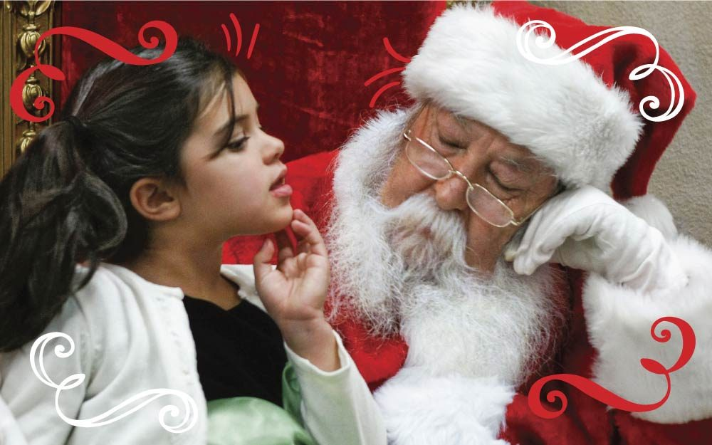24 Stories About Meeting Santa That Will Fill You with the Christmas Spirit