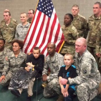 All This Boy Wanted Was to Be a Soldier—and the Army Granted His Wish